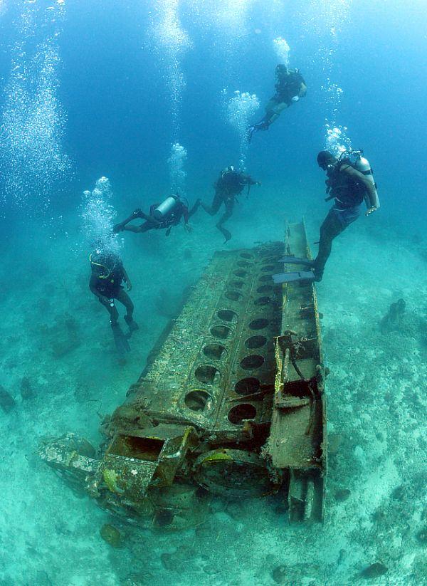 Navy Diver-Southern Partnership Station